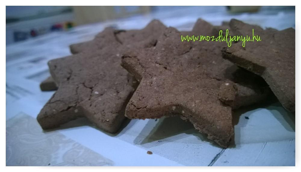 Kakaós keksz és ami abból készülhet
