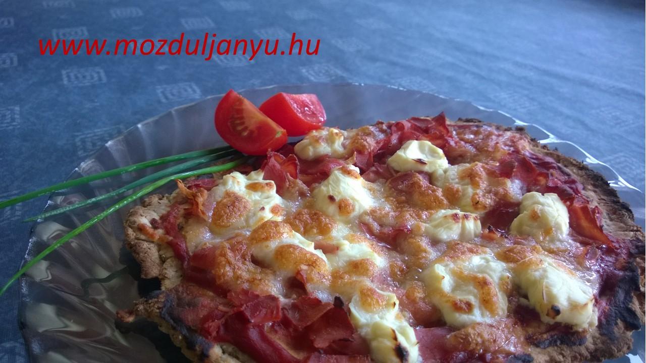 A három legdiétásabb pizza