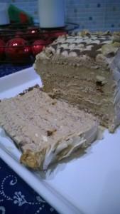 diétás eszterházy torta