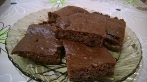 céklás brownie