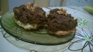 kakaókrémes süti