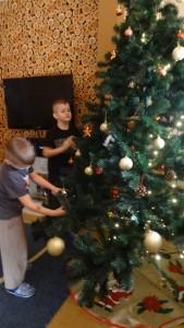 karácsony gyerekekkel