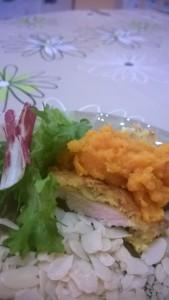 mandulás csirke (2)