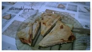 háromszög szendvics nocarb 1