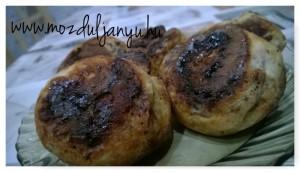 nocarb kakaós csiga muffin 3