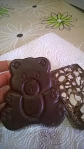 csoki diétásan
