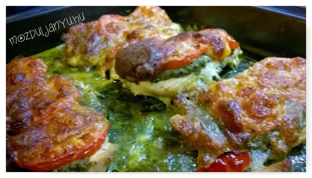 Olaszos csirke, ami leolvasztja rólad a zsírt és még finom is!