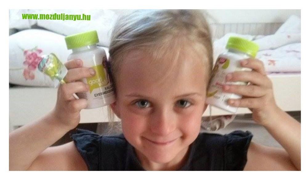 A vitaminok és a gyerekeim
