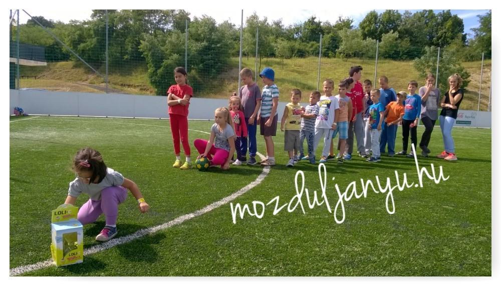 Sport délelőtt a gyerekeknek