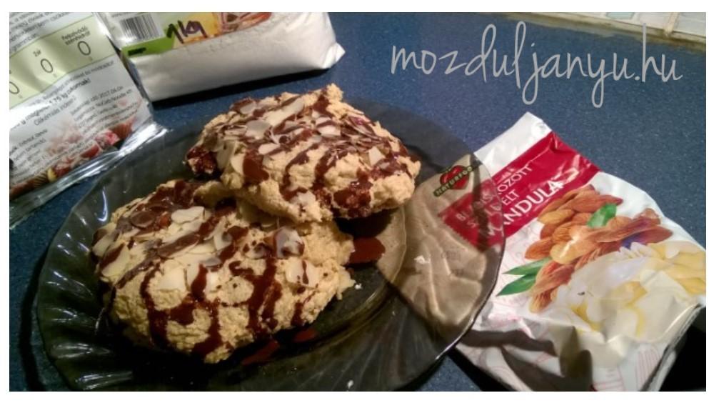 Proteines NoCarb cookies