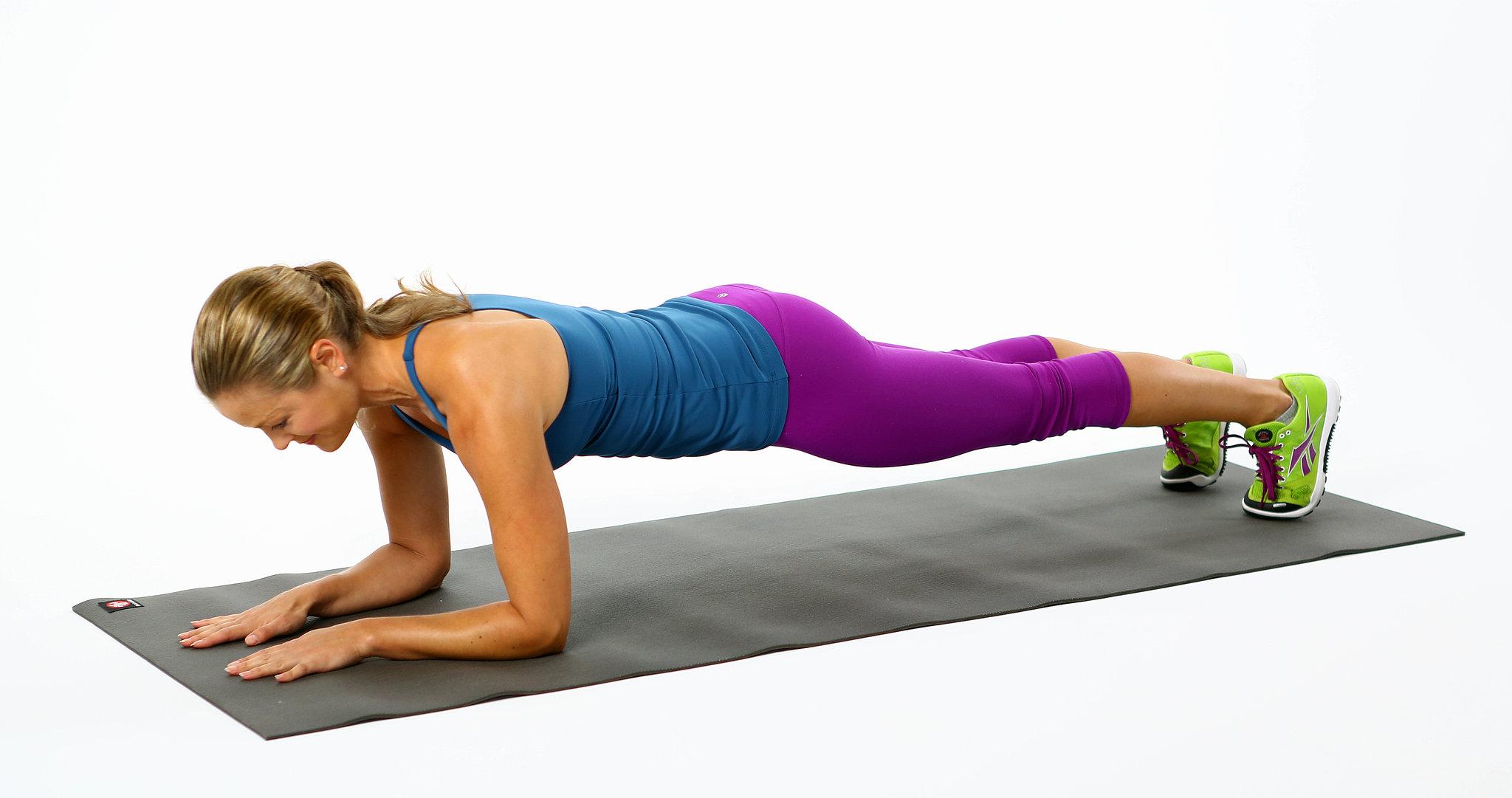 Plankelj mert az a legjobb testedzés
