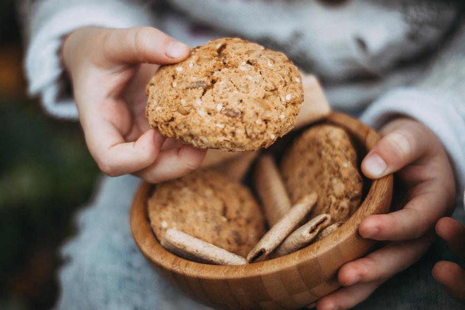 A zabpehely előnyei és a ropogós cookies (gluténmentes, proteines, diétás)