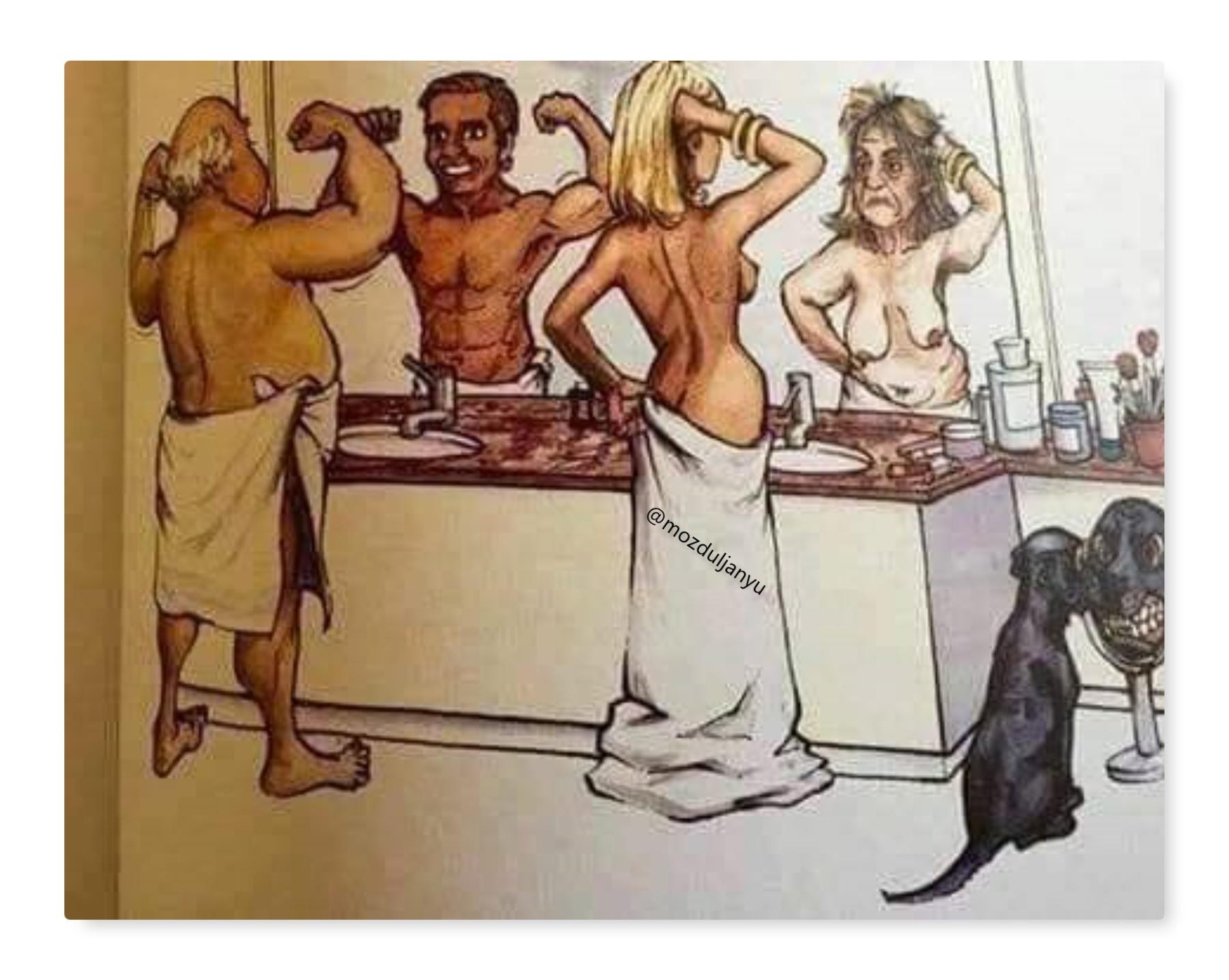 Ez a baj a nők diétájával