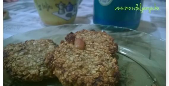gyúrós kekszek