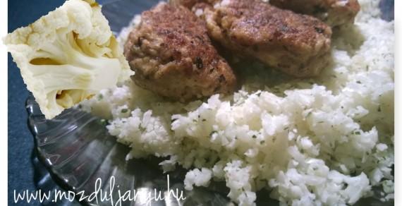 karfiol rizs