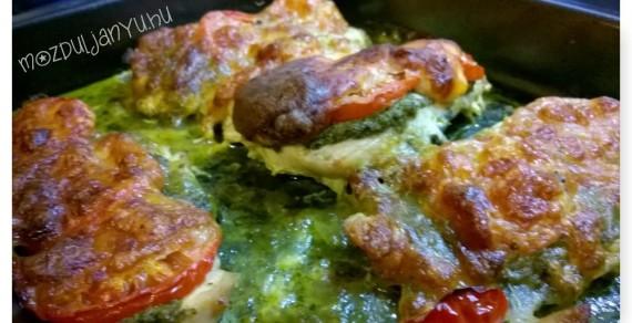 olaszos csirkemell