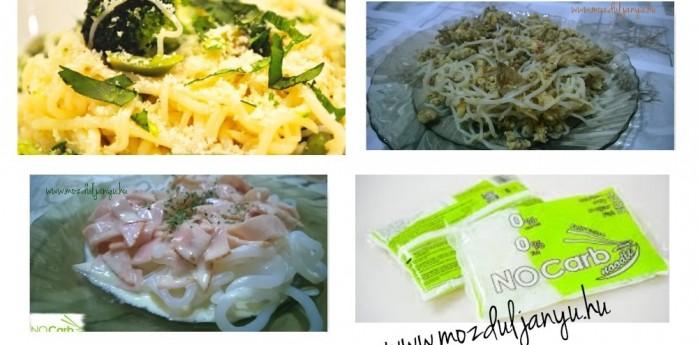 tészta receptek