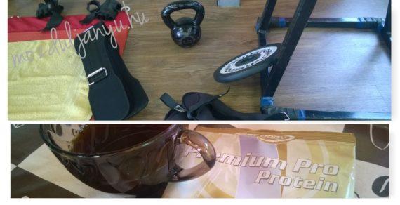 túl az edzésterven